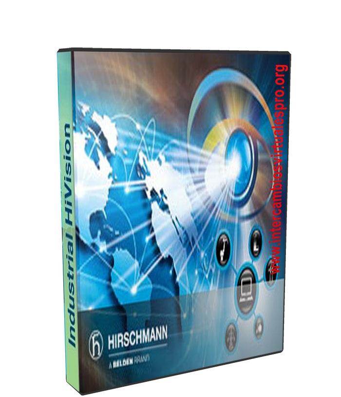 Hirschmann Industrial HiVision 07.0.01 poster box cover