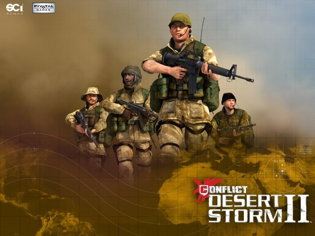 تحميل لعبة حرب العراق عاصفة الصحراء كاملة مضغوطة برابط مباشر للكمبيوتر والاندرويد