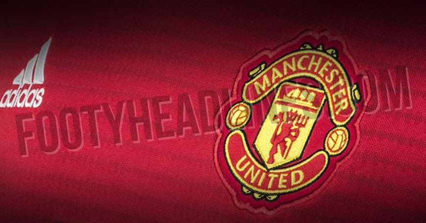 8735f0f74bd91 Manchester United 18-19 Home Kit Leaked