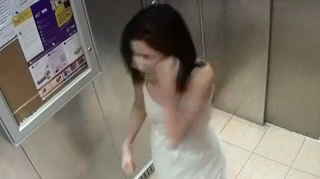 Una mujer se golpea a sí misma para denunciar a su marido por malos tratos