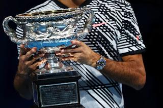 Roger Federer Australian Open 2017 Champion