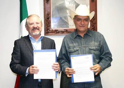 Ayuntamiento de Huatabampo e ITSON firman convenio de colaboración