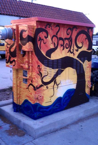 Fly Little Wing Follow Urban Art Trail - Part