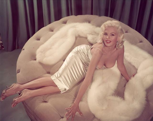 Blondinen aus den 50ern – #sehenallegleichaus