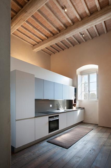 15th Century Italian Villa Renovation By CMT Architects 14