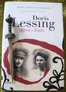 Portada del libro Alfred y Emily, de Doris Lessing