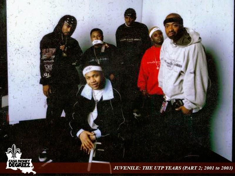 Cash Money Degreez: Juvenile: The UTP Years (Part 2; 2001