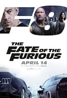 The Fate of the Furious (2017) Poster