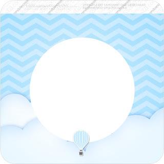 Volando en Celeste: Imprimibles para Fiestas para Descargar Gratis.