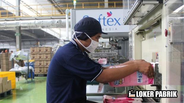 PT Softex Indonesia Pabrik