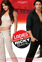Ladies Vs Ricky Bahl 2011 720p Hindi BRRip Full Movie Download