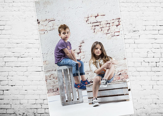 Moda urbana primavera verano 2018 Infantil. Ropa para niños y niñas.
