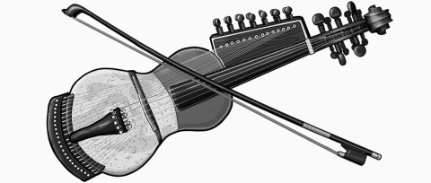 Belabaharr : Indian bowed string instrument