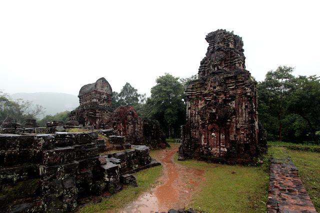 Templos de My Son, cerca de Hoi An