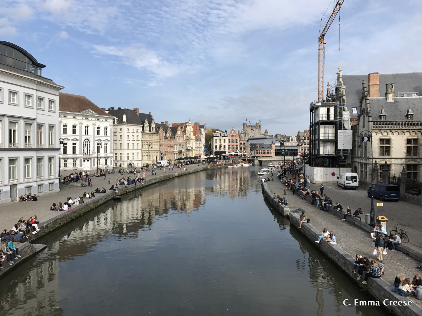 What to do on a long weekend in Ghent Belgium Adventures of a London Kiwi