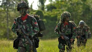 Payah! Diserbu TNI, KKB Pimpinan Egianus Kogoya NGACIR Melarikan Diri!