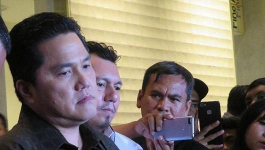 Erick Thohir Keberatan Penetapan Tersangka Ketum PA 212 Disebut Kriminalisasi