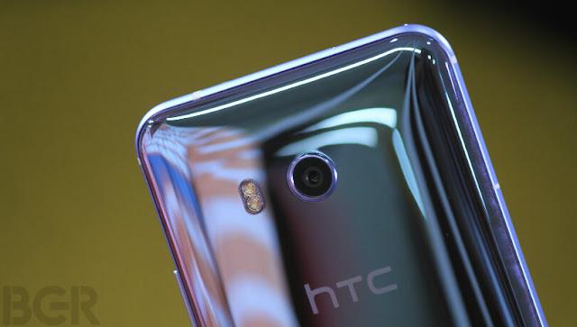 HTC تطلق هاتفها الجديد  HTC U11 Plus فى نوفمبر القادم بدون حواف ورامات 6 جيجا