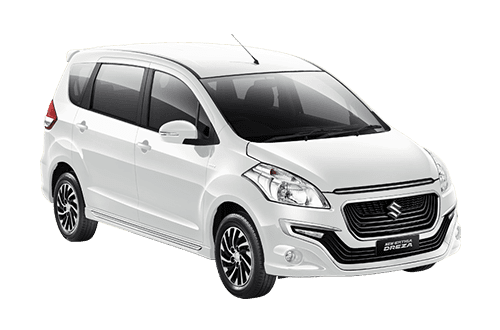 NEW ERTIGA DREZA PEARL SNOW WHITE