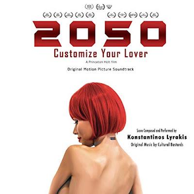 2050 Soundtrack Konstantino Lyrakis