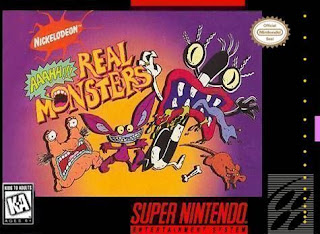 Aaahh!!! Real Monsters (BR) [ SNES ]