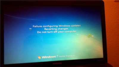 "Cara Mengatasi ""Failure Configuring Windows Updates Reverting Changes"" di Windows"