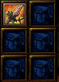 Naruto Castle Defense 6.0 item Arcanist staff