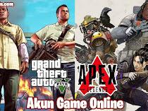 Tempat Jual Beli Akun Game Online Terbaik