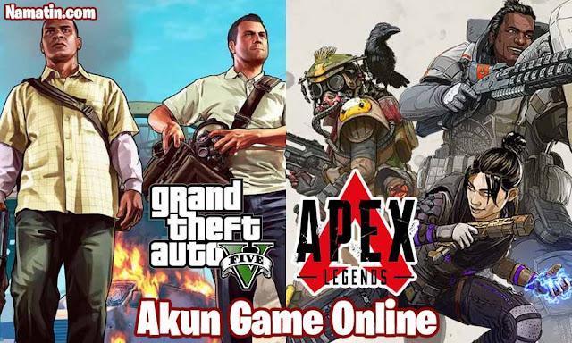 jual beli akun game online terbaik