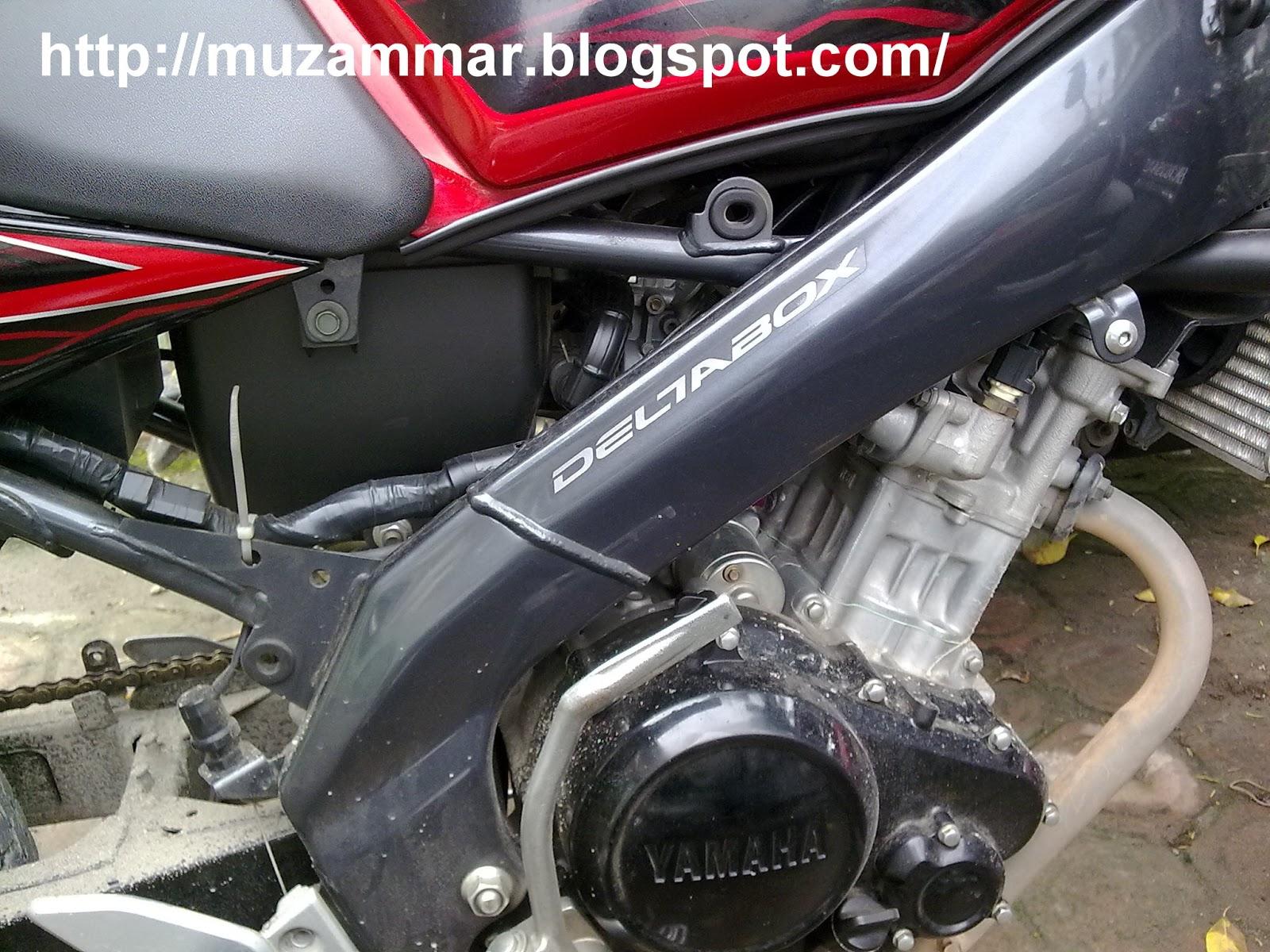Modifikasi Yamaha Vixion (Old Vixion)