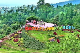"Wisata Terbaru  di Malang ""Batu Flower Garden"""