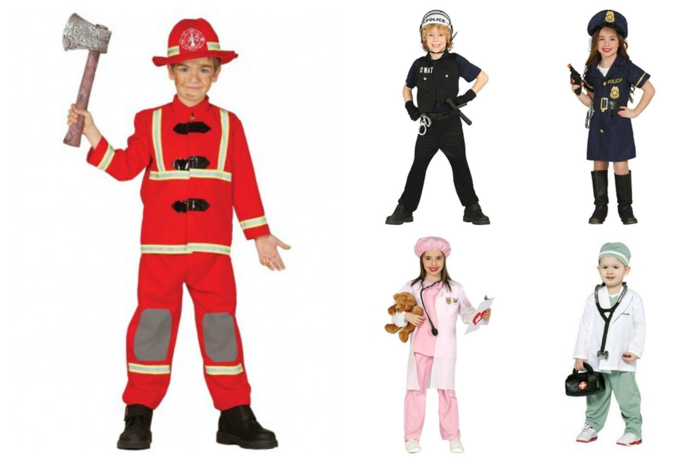 los disfraces ofrecen múltiples beneficios a los niños