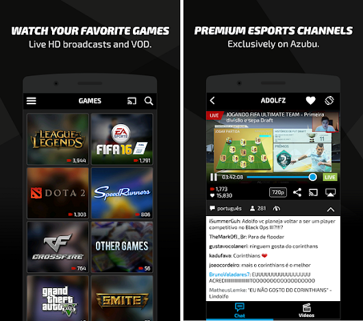 Crazy Apps Apk: Azubu TV Android Apps Apk v1.8.0.180 Download