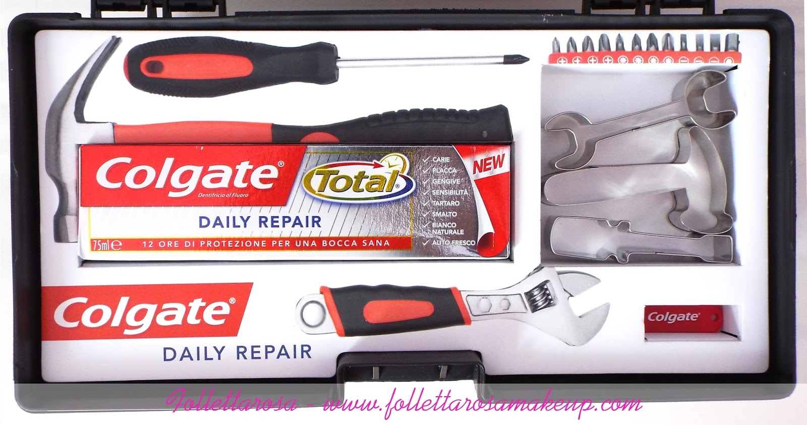 colgate daily repair opinione