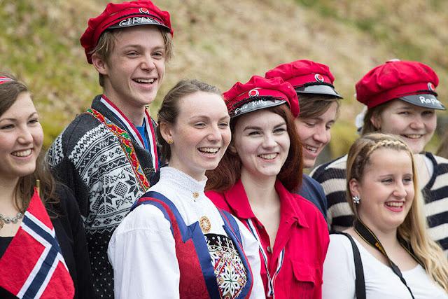 كيفية الدراسة في النرويج لجميع الدول