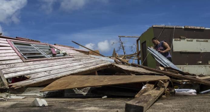 Estiman que la pobreza en Puerto Rico pasó de 44,3% a 52,3% tras huracán