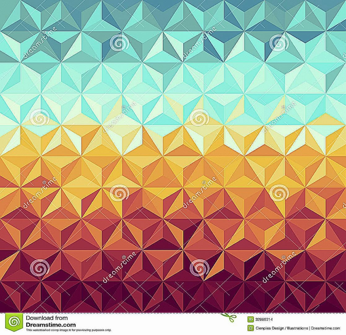 Abstract Vector Geometry Triangles Manipulation Wallpaper ...