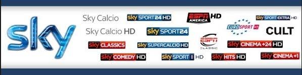 iptv sky italia m3u download Kodi Smart tv Vlc