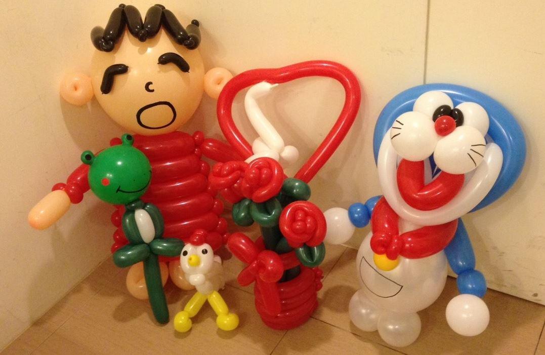 氣球大寶,氣球哆啦A夢