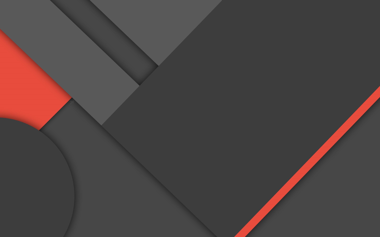 Souvent Dark Material Design HD wallpapers | 4K MacBook and Desktop  LU16