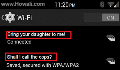 Good Best & Funny Wifi Names