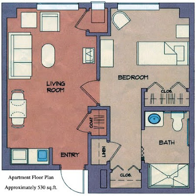 Large Apartment Plans