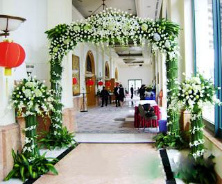 mẫu cổng hoa cưới đẹp nhất 4