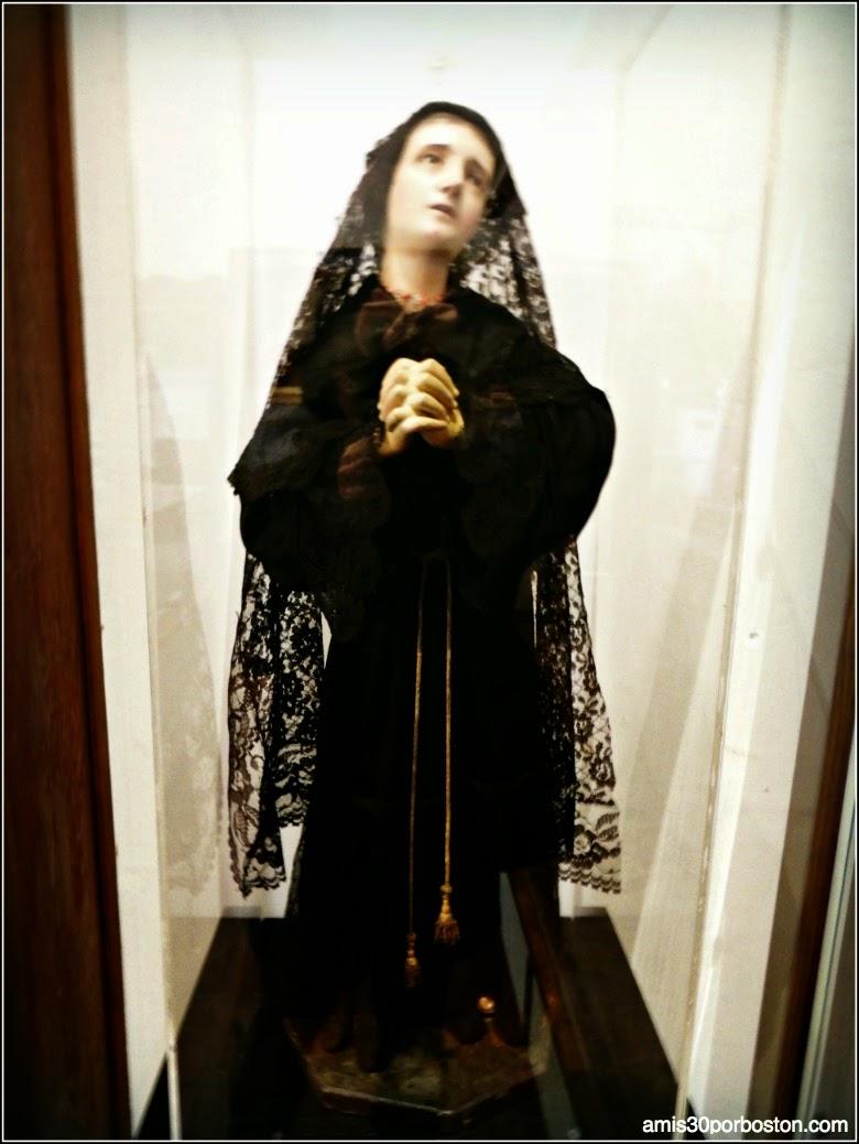 Devotas Cristianas en la Misión Dolores, San Francisco