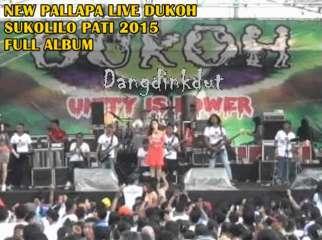12 lagu koplo dalam album new Pallapa live dukoh, sukolilo pati 2015
