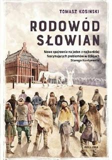 Rodowód Słowian - Tomasz Kosiński