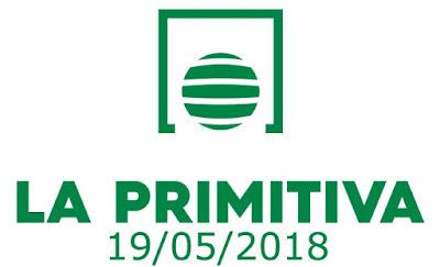 Resultado de loteria primitiva sabado 19 mayo 2018