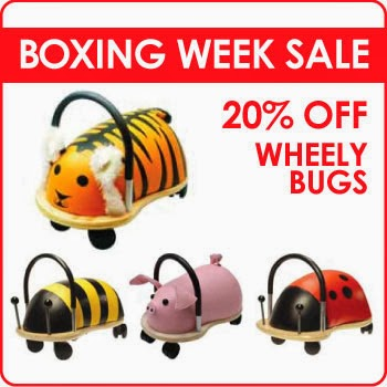 Spring Shoes Boxing Day Sale