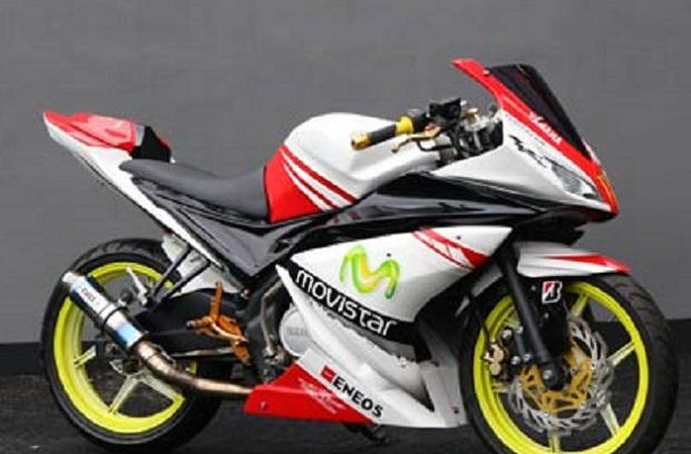 Gambar Modifikasi Motor Yamaha Vixion Yang Keren Abis Informasi Umum