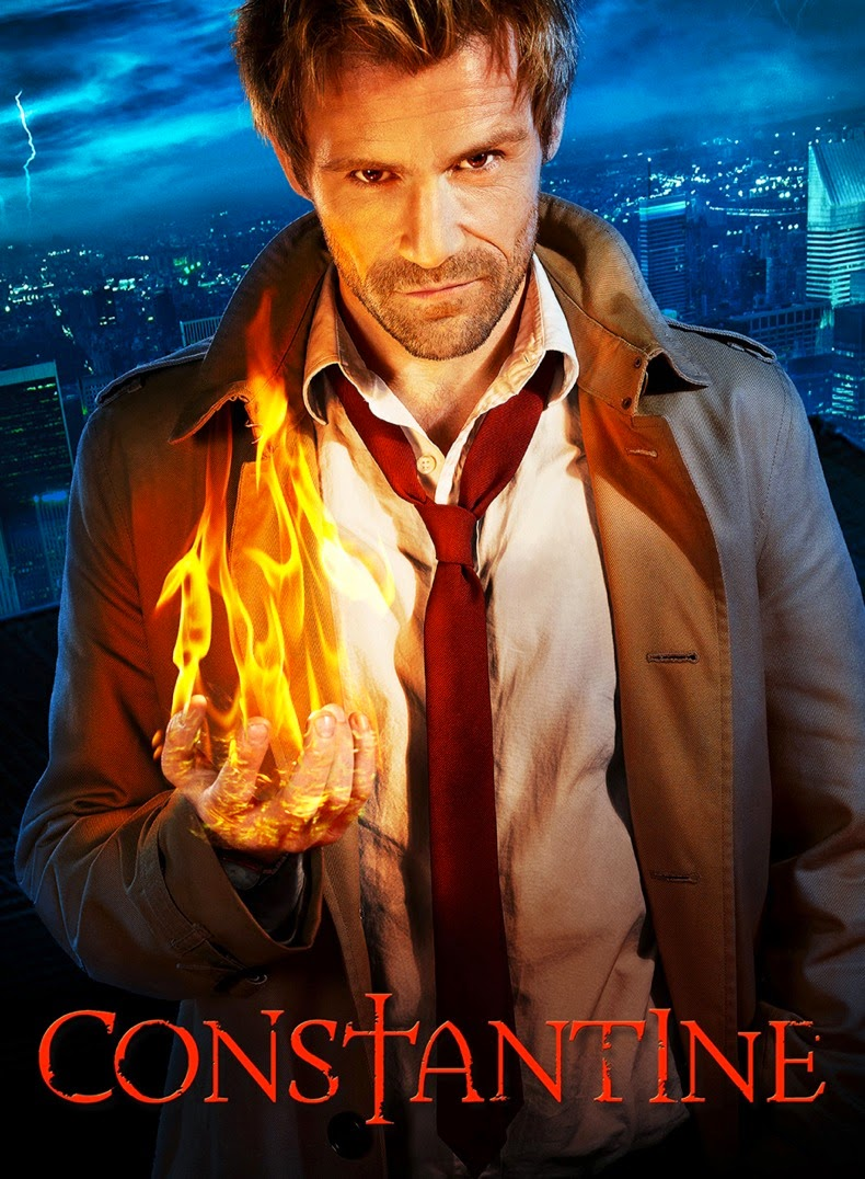 Constantine (2014-) ταινιες online seires oipeirates greek subs